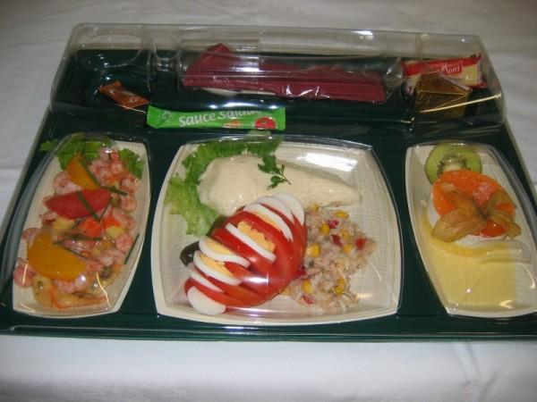 Plateau repas